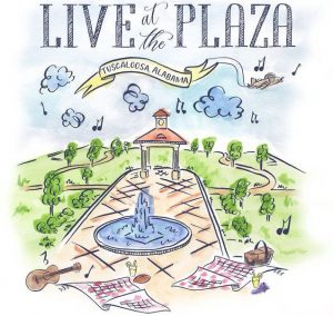 live at the plaza